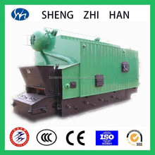 DZL water fire tube used coal fired steam boiler chain grate steam boiler for sale