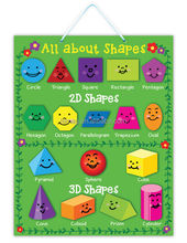 E1006 2015 new learning english conversation magnetic shape chart