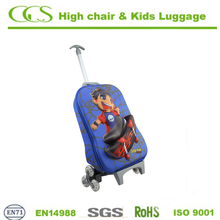 Barato maletas niños varones equipaje maleta con ruedas