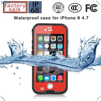 Economic unique tpu waterproof pouch for cellphone case