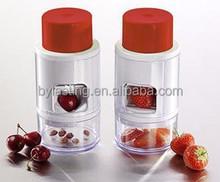 Kitchen Basics Cherry Pitter & Strawberry Slicer
