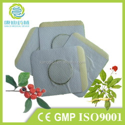 china supply 100% natural and herbal slim patch,slimming patch for weight loss