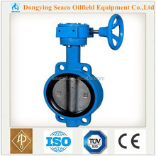 cheap butterfly valve for petroleum with good quality