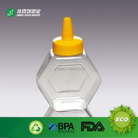 BPA Free Star Shaped Sealable PET Juice Bottle A66
