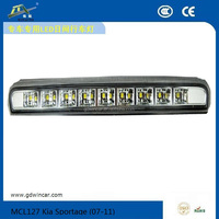 Good Price High Bright LED Fog Light DRL Daytime Running Light for Ki a Sportage 07-11 high quality led lights for home
