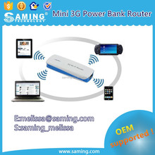 Mini 3g power bank wifi modem dongle adapter/5in1 USB 150Mbps WIFI Network Repeater Home Router Broadband Hotspot 1800mAh