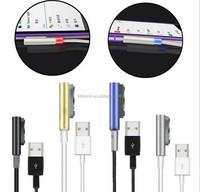 Metal Magnetic USB Cable for Sony Xperia Z3 / Z3 Compact Lucky