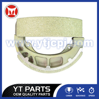 High Quality Genuine Motorcycle Brake Shoes For Piaggio Parts