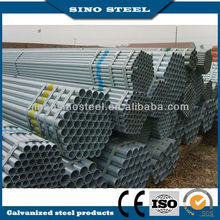 steel pipe/oil and gas line galvanized pipe