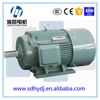 Alibaba trade assurance Professional water pump three phase electric motor