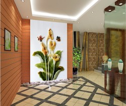 Loving your home and decorate it to what you want 3d effect wallpaper customize high grade wall decor wallpaper roll