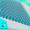 Plastic products lightweight building material polycarbonate hollow sheet from china