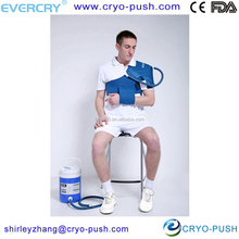 EVERCRYO china manufacture best selling surgical supply rehabilitation products cold therapy system for shoulder