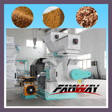 environment friendly 1-2t/h palm husk pellet mill with die ring