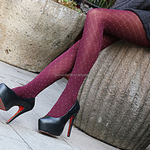 Silk stockings,Woman Lace Stretchy Sexy Sheer Stockings Gril Thigh High Sexy Silk stockings with 14 Colors for Choose