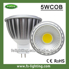 5w cob led spotlight replacement for philips led mr16