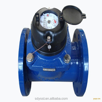 Cheap Price Removable Dry Type Woltman Water Meter Flange Connection
