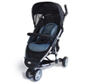 EN1888 manufacturer provide lightweight easy-folded twins baby stroller with canopy