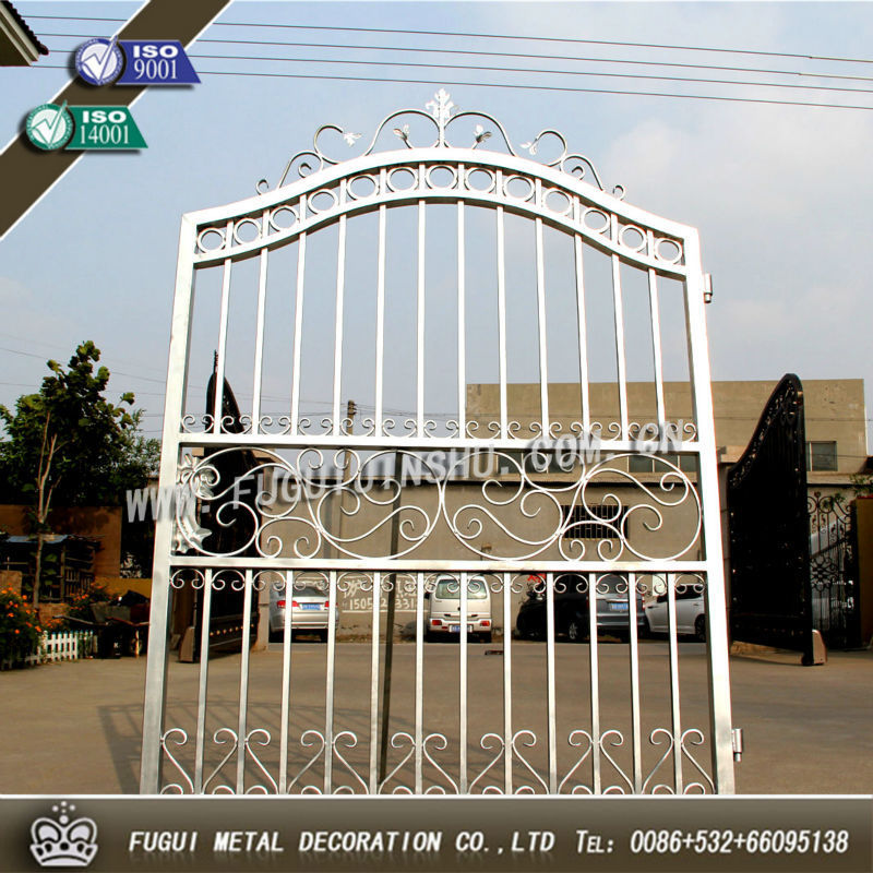 Single metal gate design factory direct buy metal gate for Single gate designs for homes