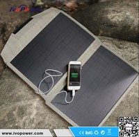 Factory directly supply attractive foldable solar charger panel home solar panel kit