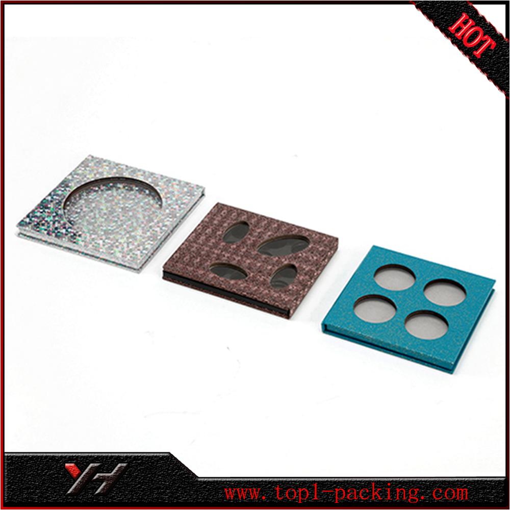 Conception de luxe emballage cadeau boîtes pour palette boîte