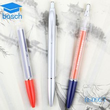 Customized ad gift roller pens plastic ball pen