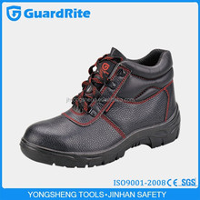 GuardRite cow leather upper safety shoe,china oem design factory safety shoes