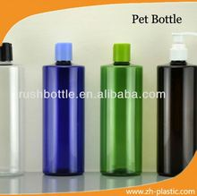 BEST SALE Clear Plastic pet bottles with childproof cap