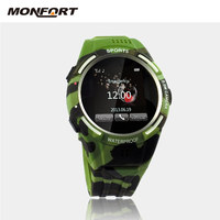 New design products waterproof big touch screen wrist gps tracker hot sale china watch mobile phone