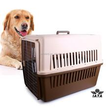 Large Size Plastic Dog Carrier