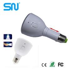 Multi-functionnal Rechargeable LED Emergency 4w 5w 6w Magic Light Bulb lamp E27 Flashlight