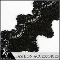New Arrivals Types Of Laces For Garments Decoration