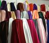 75D*100D Satin Polyester Wedding Dress Fabric