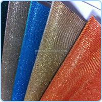 Padded Glitter Leather Dog Collar