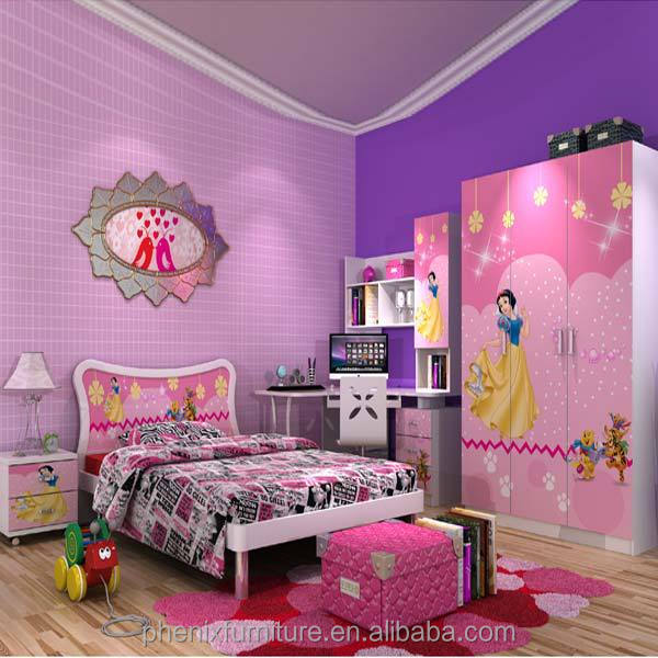 wholesale 2015 princess bedroom set