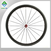38/50/60/88mm depth clincher carbon wheels for bike parts oem carbon wheel bicycle wheels