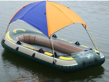 QH-WT-1-sorts of color and shape funny inflatable boat/self inflating boat/inflatable toys