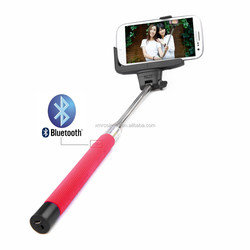 Hot Selling Wireless Bluetooth Selfie Stick Mono Pod for Phone & Camera