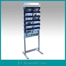 Document shelf magazine shelf /magazine rack