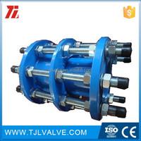 cast iron/carbon steel pn10/pn16/class150 rubber bridge expansion joint good quality