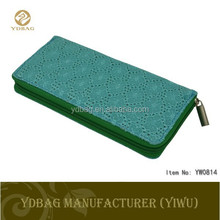 New fashion embroidered design wallet bag