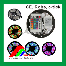 3 Years Warranty UL Listed High Quality High CRI Ultra Bright RGB White 3014 / 3528 / 5050 / 2835 / 5630 Led Strip Light
