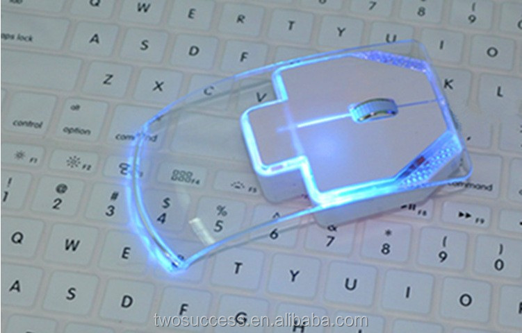 ultrathin Wireless optical transparent mouse .jpg