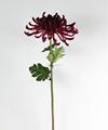 Atacado Artificial dália seda falso flores para venda