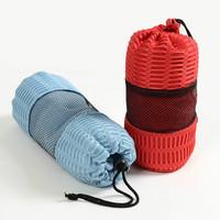 Wholesales Microfiber sports towel with pocket,microfibre towel manufacturer