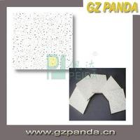 Friendly Acoustic Mineral Fiber Ceiling Interior Mineral Fiber Ceiling