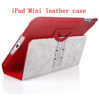 High quality Accessories for ipad mini leather case with best factory price