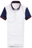 New Brand Men Stylish Short sleeve Casual Polo T-shirts Tee Tops for Men