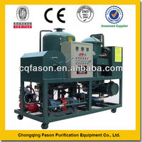Magnetic field purification 98% high yield mineral oil centrifuge
