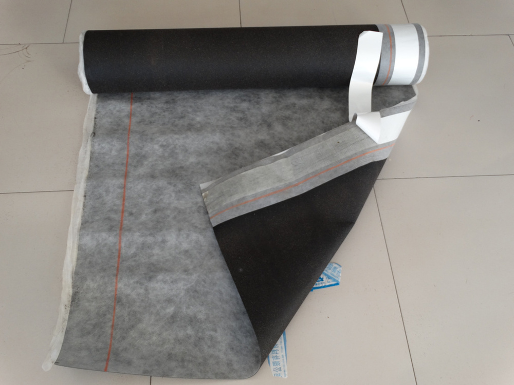 CE certified Non woven PP fabric underlay
